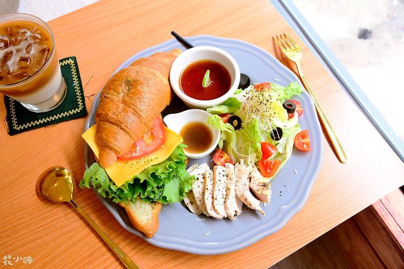 柴米菜單板橋早午餐致理美食推薦新埔捷運不限時咖啡廳 (24)