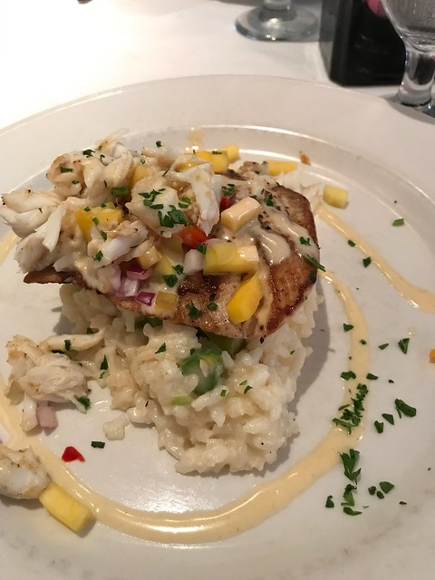 Whitefish-Asparagus Risotto_Willie Gs