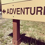 This way to adventure! by bartlewife