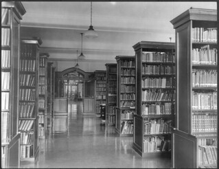 The Library, Public Archives of Canada, Sussex Street, Ottawa, Ontario / Bibliothèque, Archives publiques du Canada, rue Sussex, Ottawa (Ontario)
