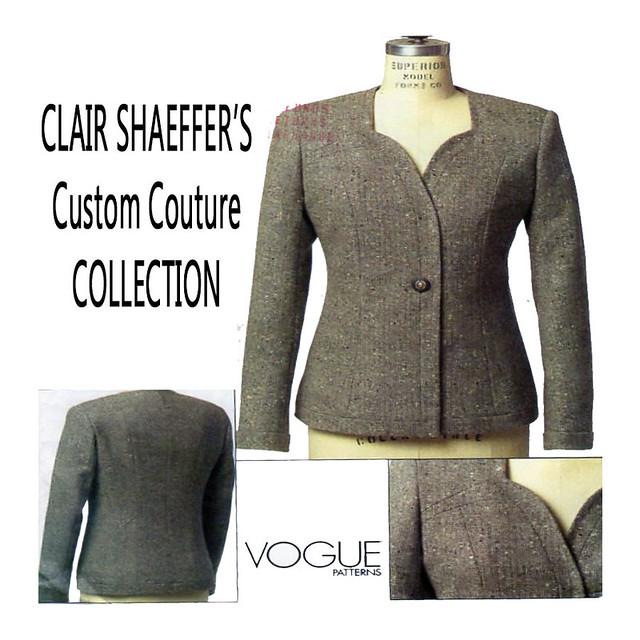 Vogue 8519 clair shaeffer