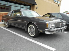 1982 Oldsmobile Ninety Eight