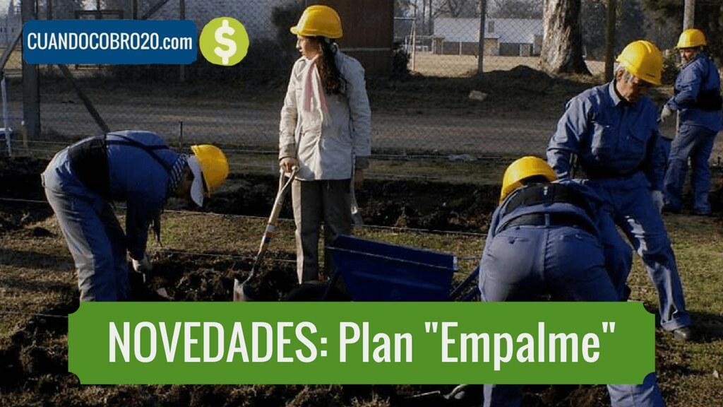 argentina trabaja del plan empalme