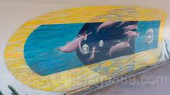 Atlantic Walrus Mural (1997) by Esther Grillo, Rockaway Beach, New York City