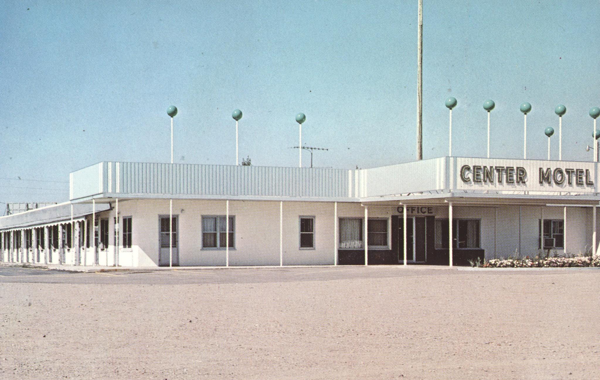 Center Motel - Rugby, North Dakota