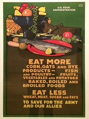 """Eat More Corn, Oats, and Rye Products"" by L. N. Britton, 1917"