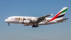 Emirates A6-EOM plb19-2702