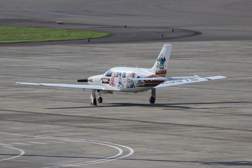 JA3978 PA-46