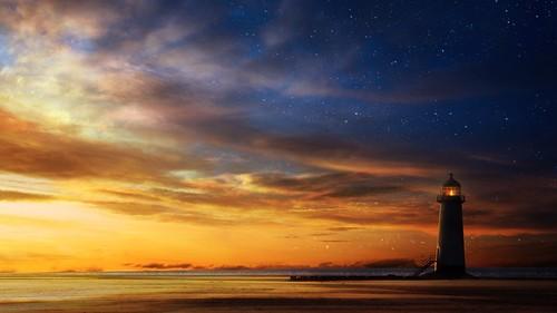 Starry Sky Wallpaper 2