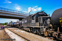 IC 9565 | EMD GP38-2 | UP Memphis Subdivision