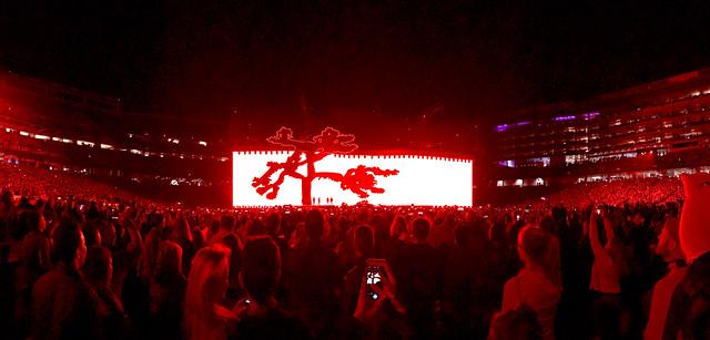 U2 at Santa Clara