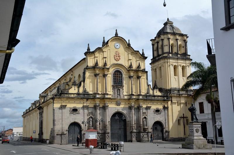 Popayán: Iglesia de San Francisco
