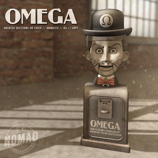 NOMAD // OMEGA - FLF - SecondLifeHub.com