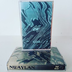Nwaylan - S/T [Pop Quiz 098] 2017 / c30 / 6 tracks of bumping smooth Detroit infected house music :sunglasses:   I made cover art and a remix you can stream here (Link in bio): https://soundcloud.com/vcvibes/nwaylan-love-4-all-pplvc-vibes-remix   Stream t