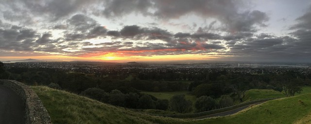 One Tree Hill Pano
