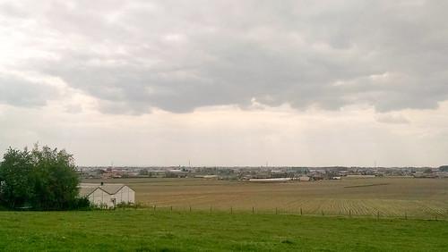 011__zicht op de Vlaamsche heuvels van in de Kasteelstraat
