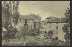 Peyrus - Le moulin