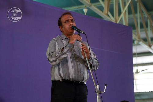 Devotional song by Vinay Kumar from Rohini, Delhi