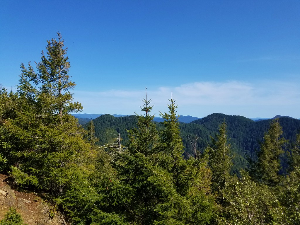 View from Grassy Knob