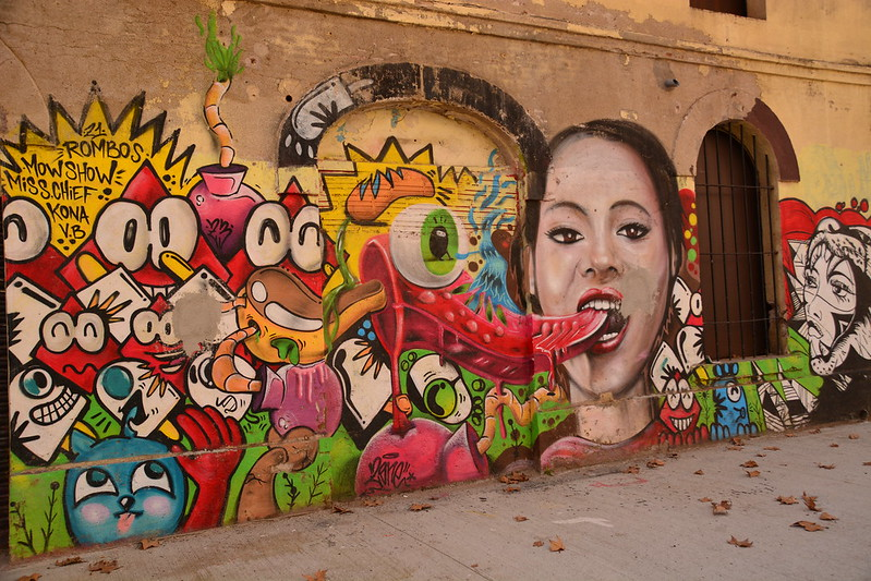 Streetart Poblenou