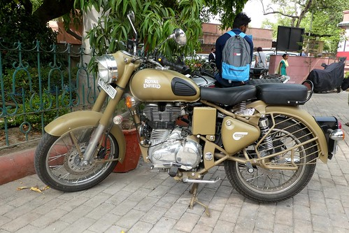 Royal Enfield Motorcycle Delhi