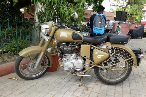 Royal Enfield Motorcycle Delhi