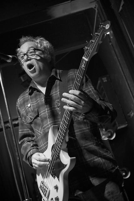 Mike Watt / The Jom & Terry Show