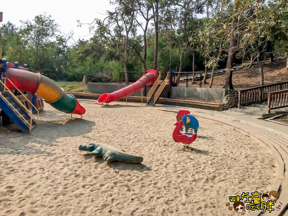 高雄沙坑-澄清湖兒童樂園-10