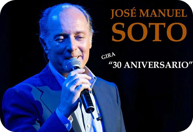 José Manuel Soto de gira por El Algar