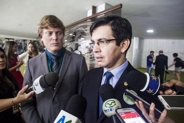 Câmara Federal recebe terceiro pedido de impeachment de Temer em menos de 24h