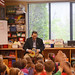 Rep. Dubitsky reads to Chaplin Elementary students as part of Agricultural Reading Day