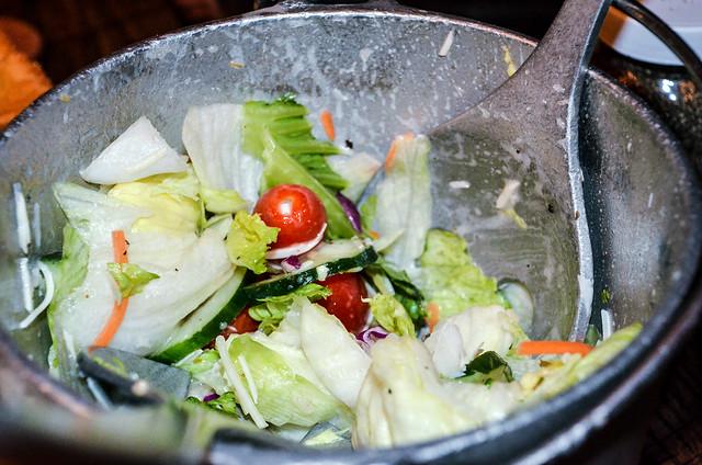 Hoop Dee Doo salad