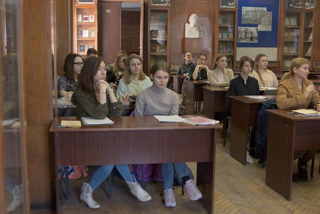 Апр 20 2017 - 15:52 - Студенческие научные чтения «Актуальная классика»