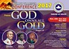 Join me in Lagos next week. Heaven will kiss the earth.