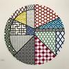 Nevin Aladag - Pattern Kinship #aluminum #acrylic #art #artrairs #sculpture #ny #nyc #nyartfairs @friezeartfair @rampaistanbul @nevinaladag_
