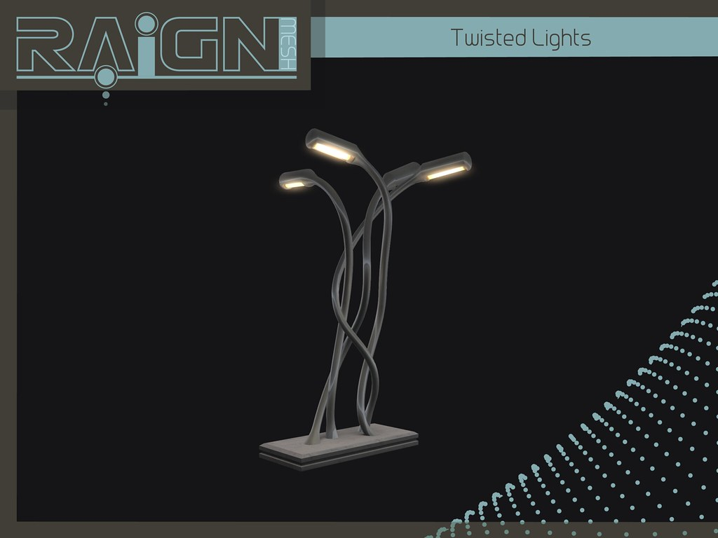 Twisted Lights - SecondLifeHub.com
