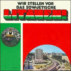 5835 PR Wir Stellen vor das Sowjetische Litauen!