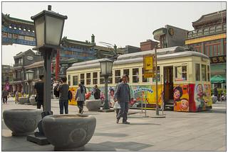 Tram, Beijing by RyanTaylor1986