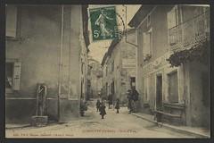 Combovin (Drôme). - Grand'Rue