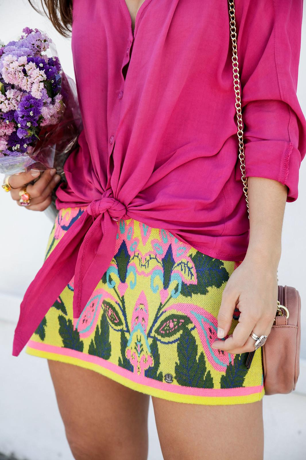 016_blusa_magenta_falda_amarilla_outfit_ruga_summer17_theguestgirl_influencer_barcelona_portugal_brand_ambassador