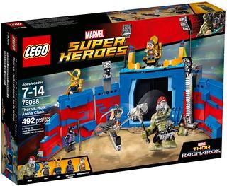 「新增官圖!!」LEGO 76084、76088 超級英雄系列 雷神索爾3:諸神黃昏 Thor: Ragnarok