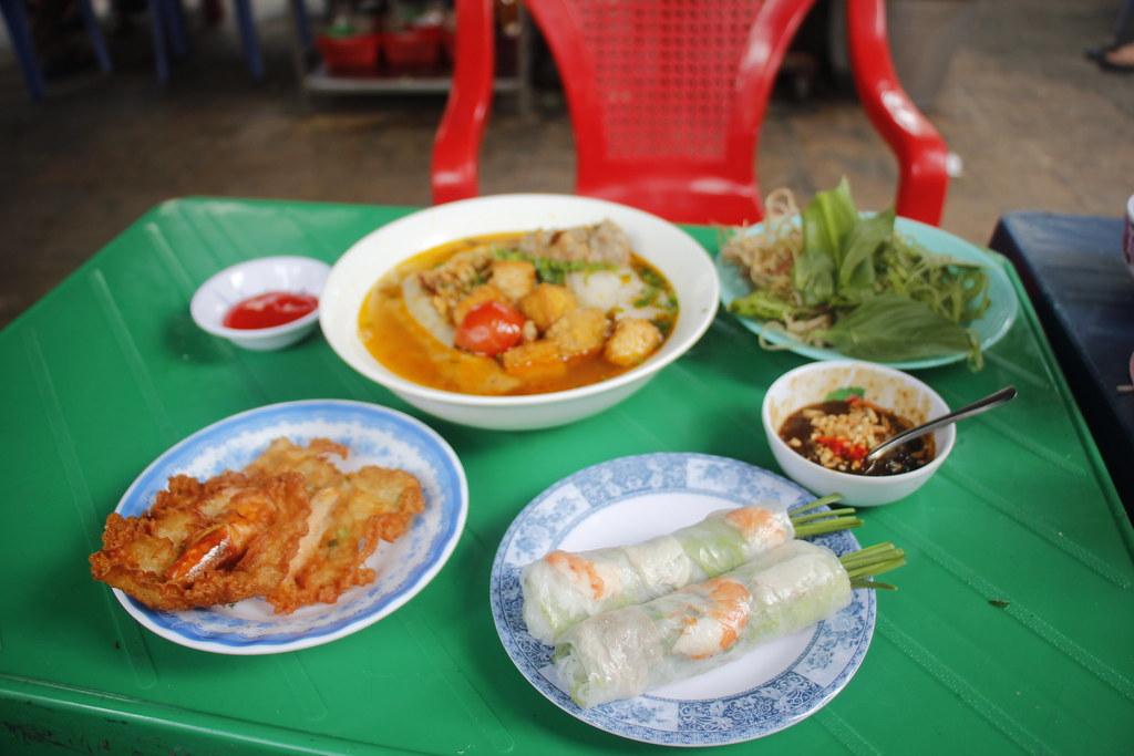 her skal du spise i Saigon/Ho Chi Minh City
