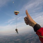Awesome Tandem Skydive!