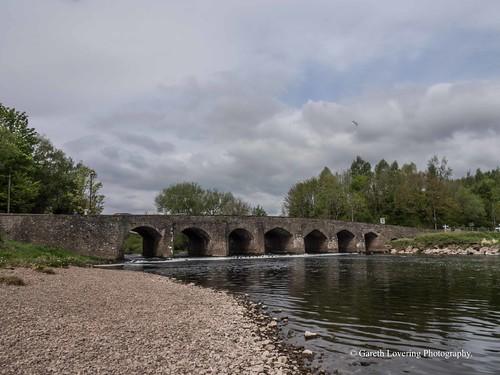 Llanfoist bridge Abergavenny 2017 04 27 #4 (Gareth Lovering Photography 3,000,594 views.)