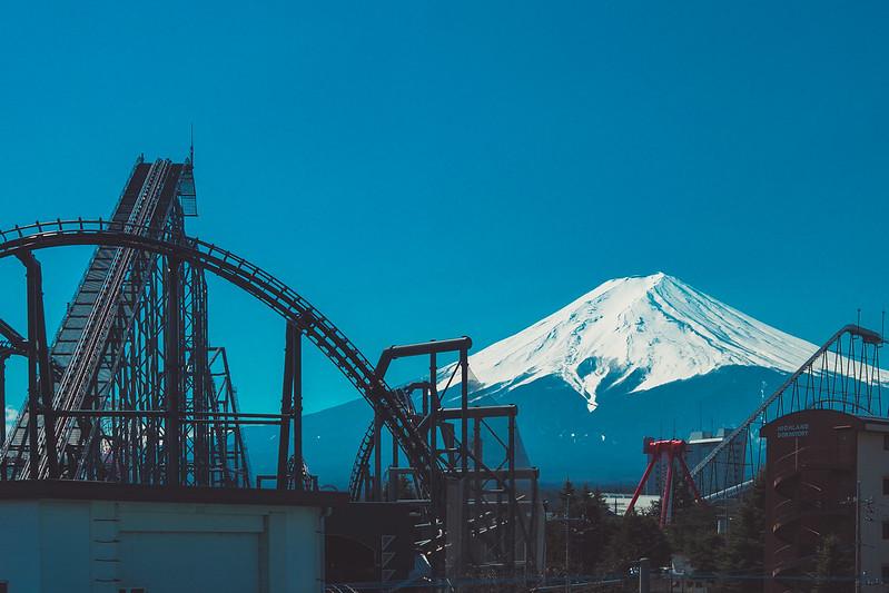 富士急高原樂園|Fujisan