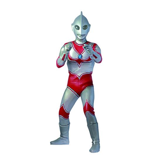 《超人力霸王》 發光系列 轉蛋作品 「第三彈」好評續推!アルティメットルミナス ウルトラマン 03