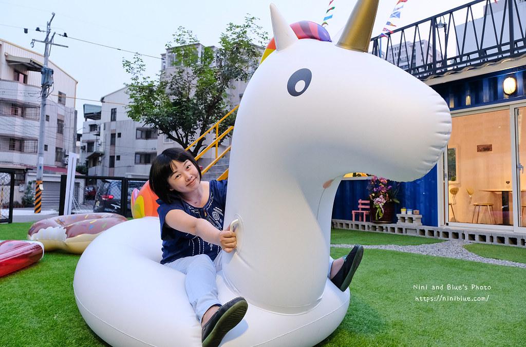 逢甲迷路MiLu菜單氣球泳圈親子餐廳06