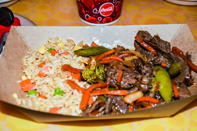 Sunshine Seasons Mongolian Beef