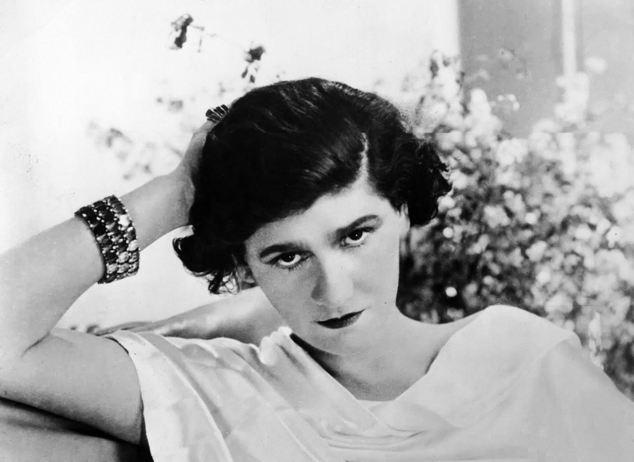 Gabrielle 'Coco' Chanel, 1920