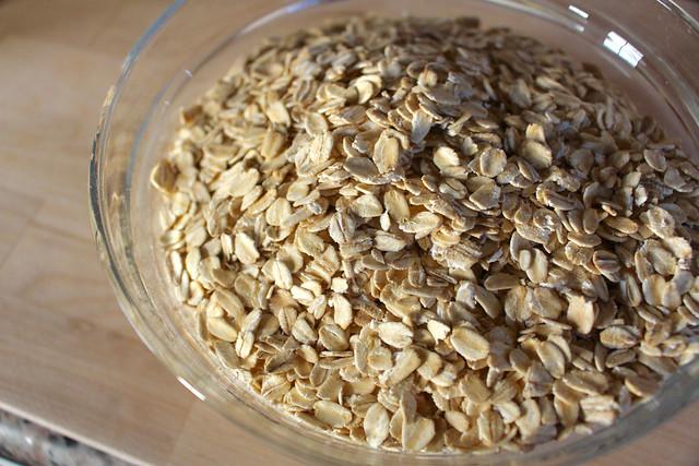 Oatmeal Choc Chip Cookies - 1